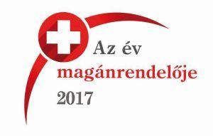 az év magánrendelője logó 2017